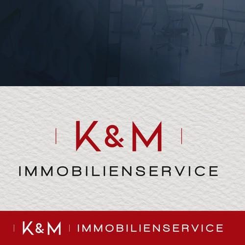 K&M Logo Design