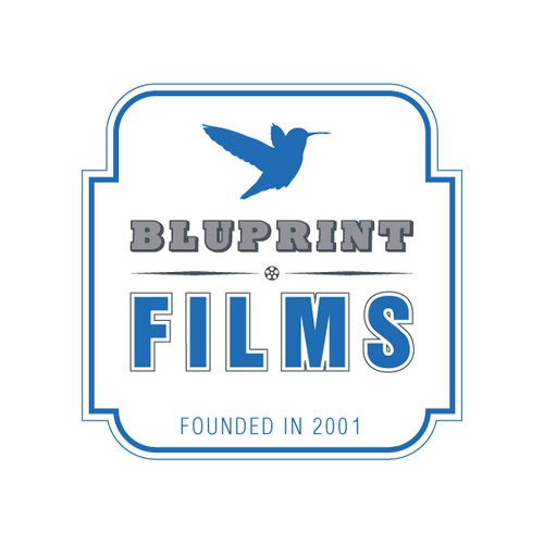 Bluprint Films needs a new logo