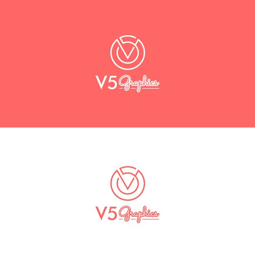 V5 GRAPHICS LLC LOGO DESIGN