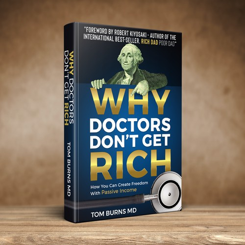 Rich Doctor Book Cover