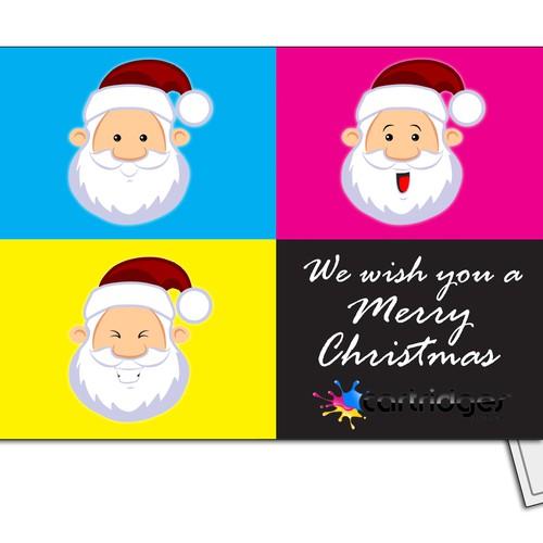 Post Card for Christmas.