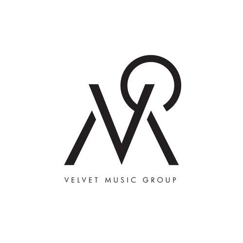 Record Label // Artist Management - brand logo
