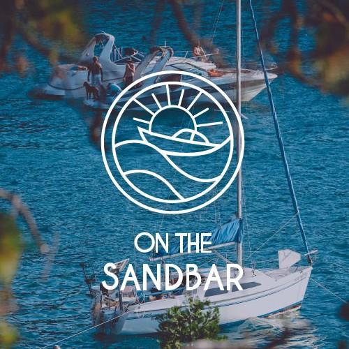 Logo On The Sandbar