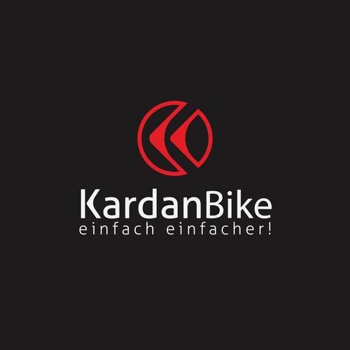 Logo for KardanBike relaunch