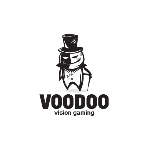 Create the next logo for Voodoo Vision Gaming