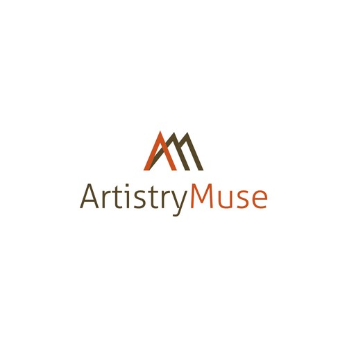 Logo needed for a service that focuses on artists work and their inspirations