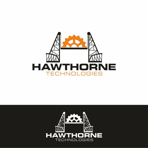 Winning design for Hawthorne Technologies