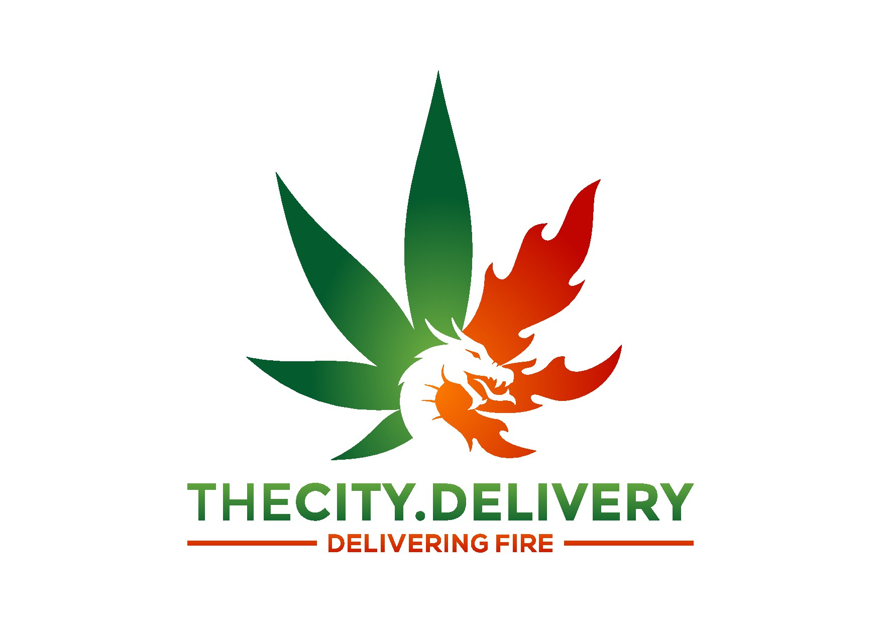 Cannabis Delivery Service - Take our logo in a modern and hip direction