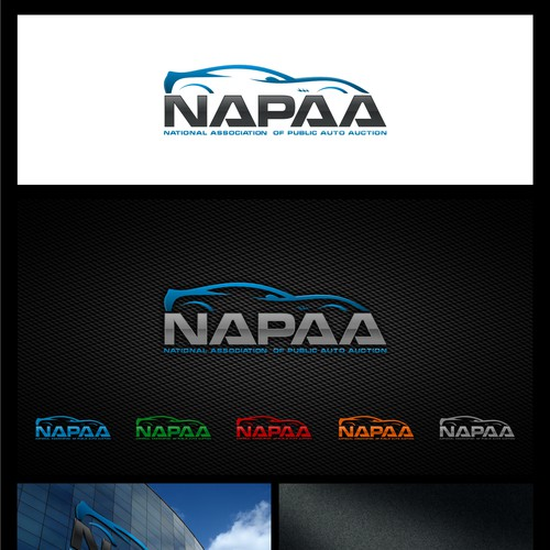 Who doesn't love cars?  Create a logo for National Assc. of Public Auto Auctions