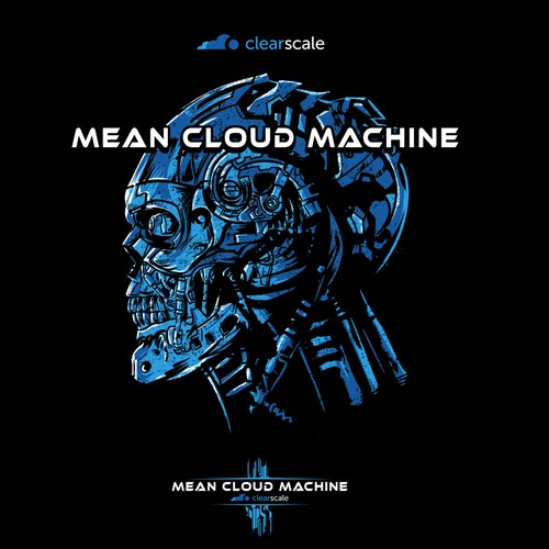Mean Cloud Machine (Terminator Inspired)