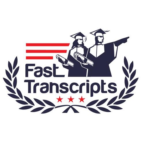 logo for Fast Transcripts