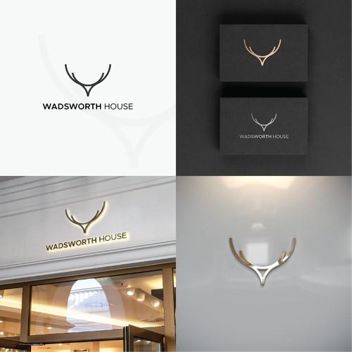 Logo design for Wadsworth House