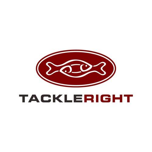 Fishing Tackle retailer needs clean , modern design logo !!(TackleRight)
