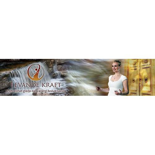 banner ad for Levande kraft