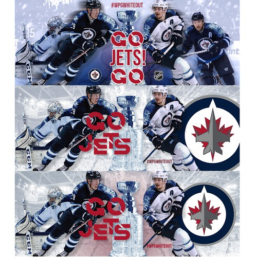Facebook Cover for the Winnipeg Jets