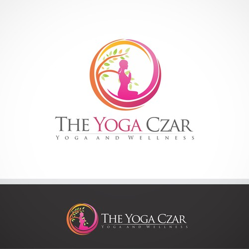 Help The Yoga Czar with a new logo