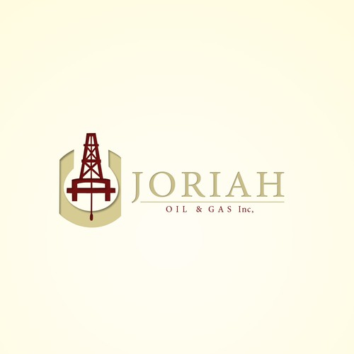 Create the next logo for Joriah Oil & Gas, Inc.