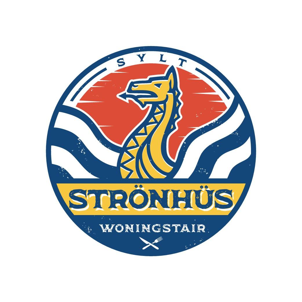 Logo für neues Strandrestaurant auf Sylt!