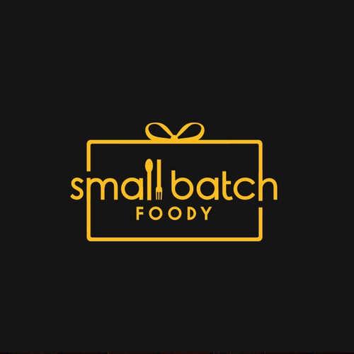 logo for food gift company