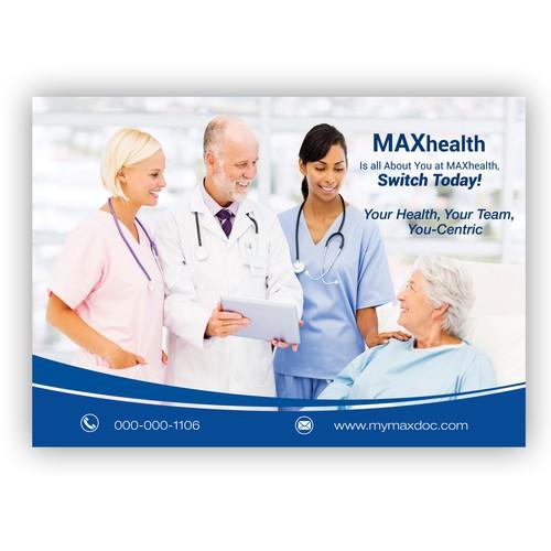 Max Health.