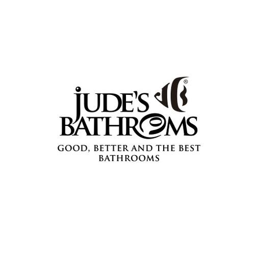 Logo for bathrooms shop