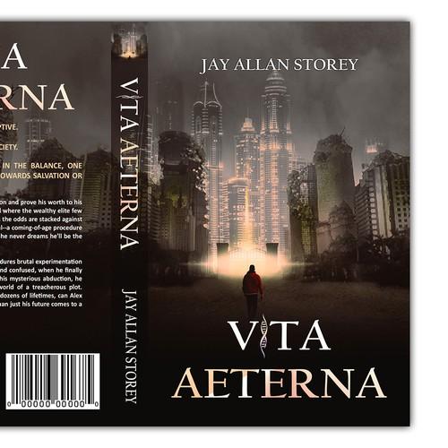 YA Sci-Fi Cover Concept