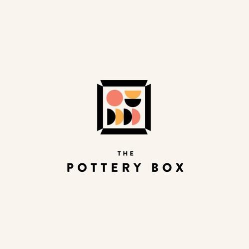 logo Pottery Box
