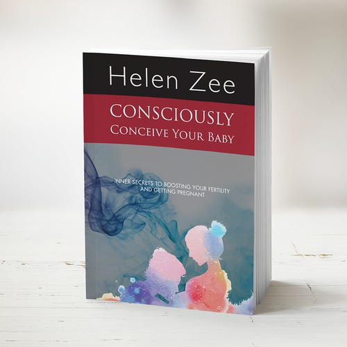Book Cover - Consciously Conceive Your Baby