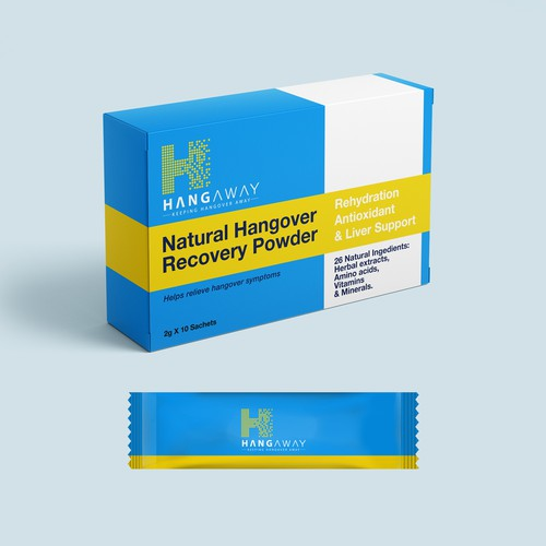 Hangaway Product Packaging