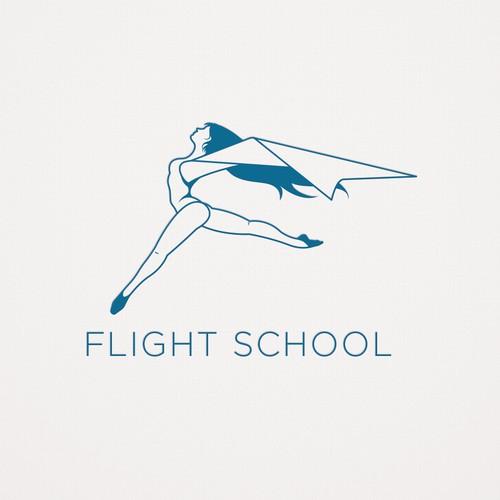 Logo Concept for LA Fitness Class