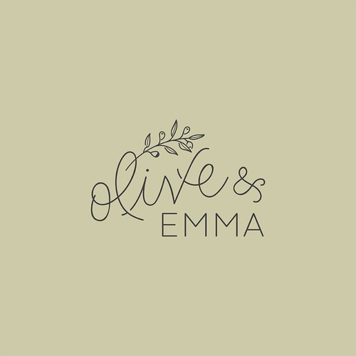 Logo Concept for Children's CLothing Boutique