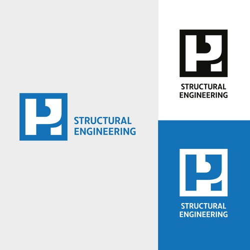 PH Structural Engineering Logo