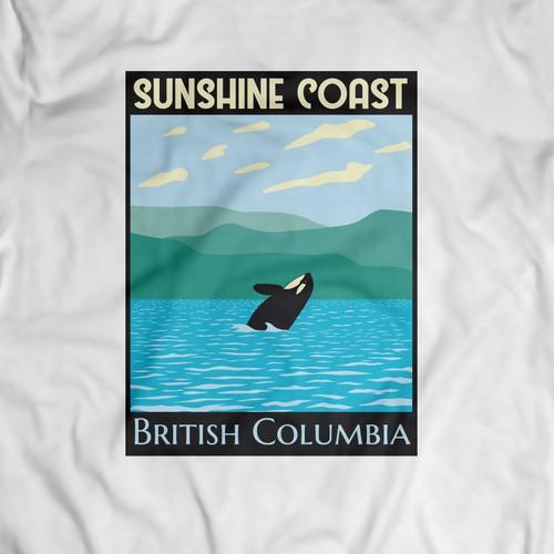 Finalist Concept for Sunshine Coast.