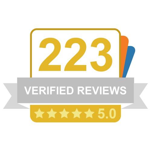 Website SVG badge