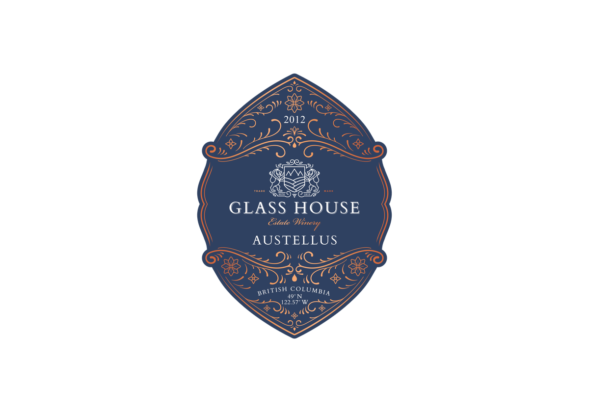 Glass House Wine Labels