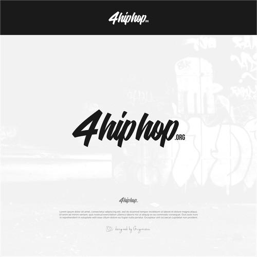 4hiphop.org Logo Design