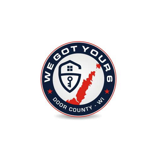 We Got Your 6 logo design