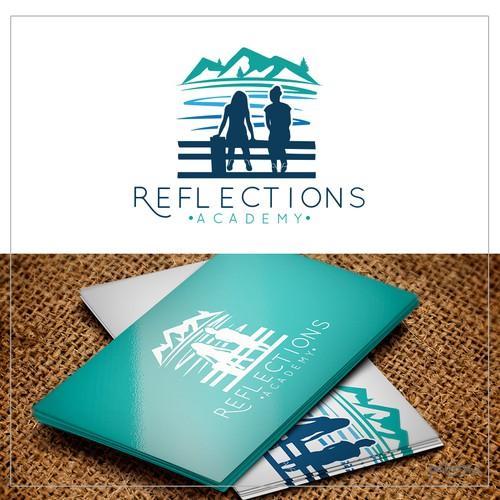 Reflections Academy Logo