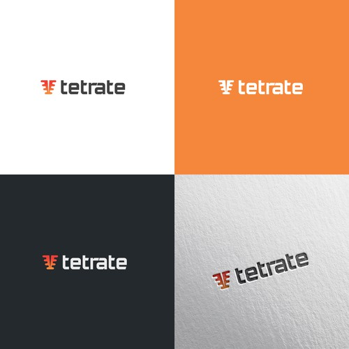 Bold design concept for Tetrate