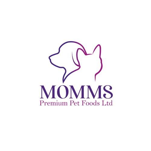 Premium pet foods logo