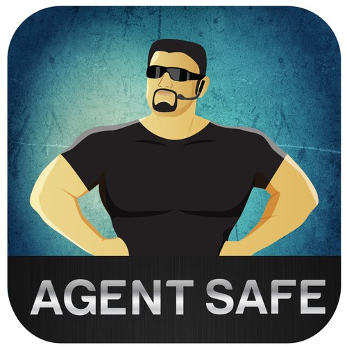 New icon wanted for the AGENT SAFE iOS App Icon