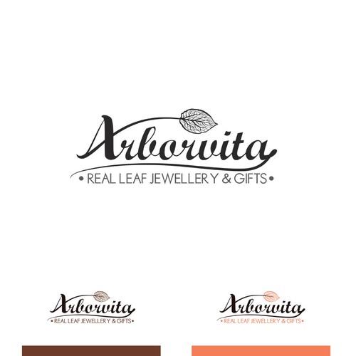 A Feminine Sophisticated logo for Arborvita