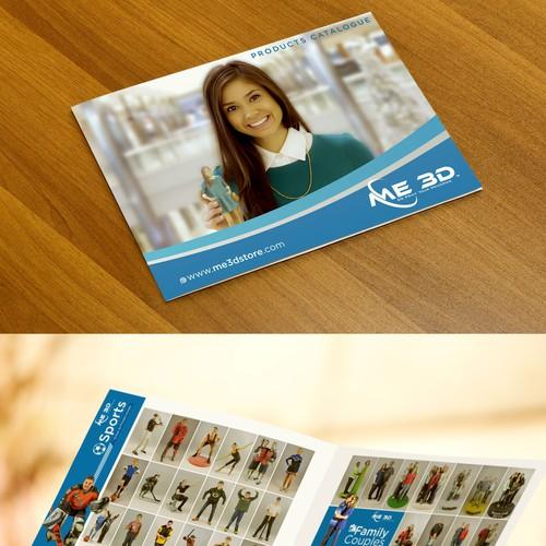 Me3d Brochure