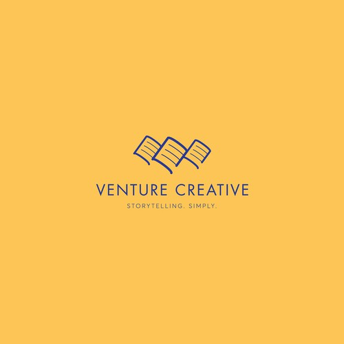 Logo for marketing firm