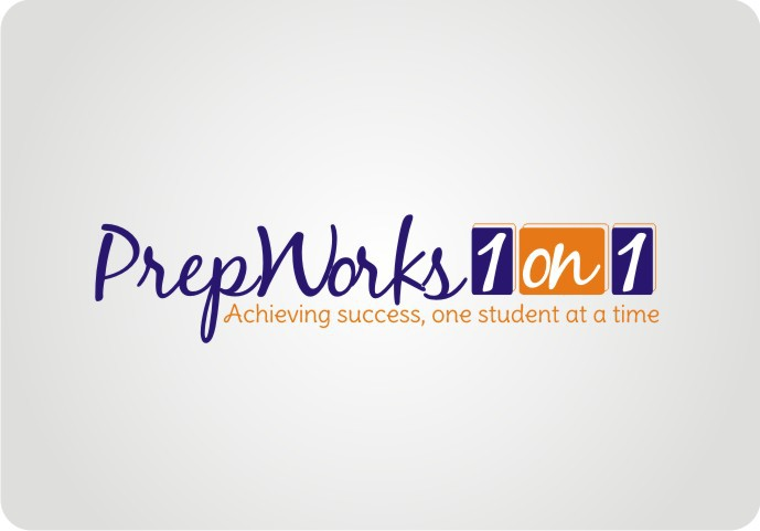 Create the next logo for Prepworks 1 on 1