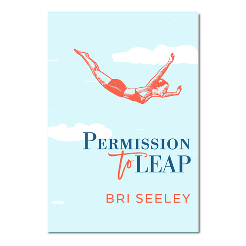 Will you help me leap into my book cover?
