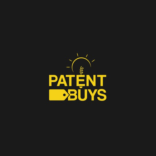 Patents On Sale!  Creating a logo for a website selling patents