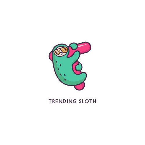 Logo for Trending Sloth