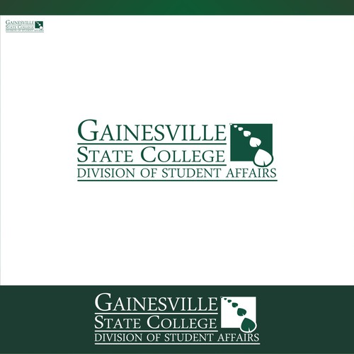 Create the next logo for Gainesville State College Division of Student Affairs