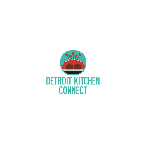 Logo concept for kitchen incubator